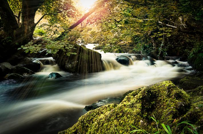 In Nature we Trust - a beautiful nature photo of a river in Cumbria, England 2017