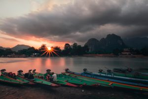 mobile new laos sunset 2017 landscape jacob everitt photography-1