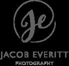 Jacob Everitt Photography Logo and text