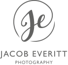 Jacob Everitt Photography Logo and text